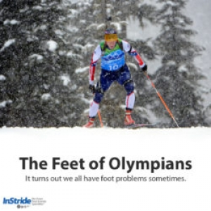 2018 Winter Olympics: Foot Problems Report