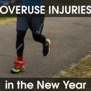 "Overuse Injuries – Exercising ""Too Much Too Fast"" in the New Year"
