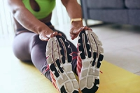 Running Begins With a Slow Start